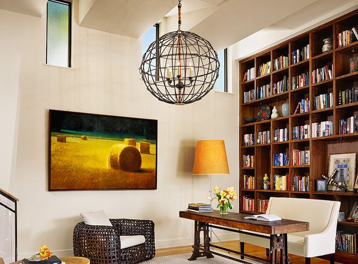 Installation Gallery Study Room Lighting