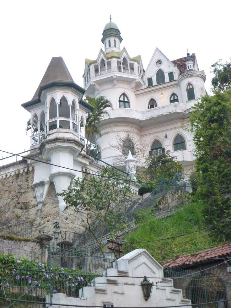 Castelo Valentim (Rio de Janeiro, Brasil)