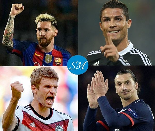 Who is the top scorer of Champions league in football? #UEFA #ChampionsLeague #football #UCL