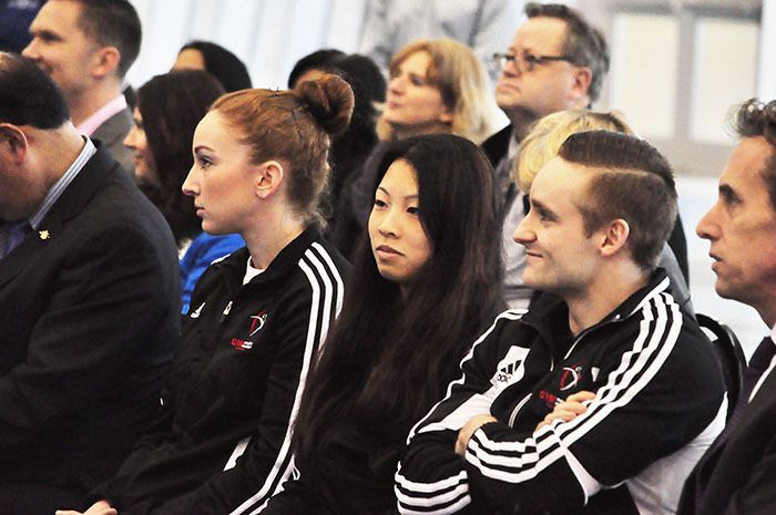 Richmond to host 17-nation 2014 Pacific Rim Gymnastics Championships [Richmond Review]