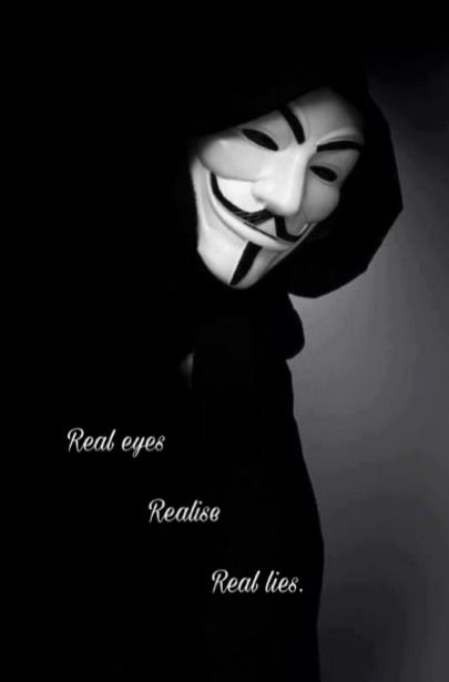 We are anonymous We are legion We do not forgive we do not forget              Expect us !