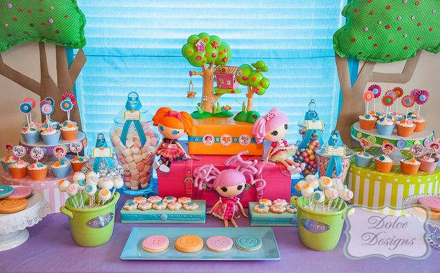 "Photo 1 of 17: Lalaloopsy Party / Birthday ""Lalaloopsy Pool Party"" 
