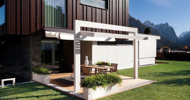 Die besten 17 ideen zu sonnenschutz balkon auf pinterest for Markise balkon mit tapeten bei toom