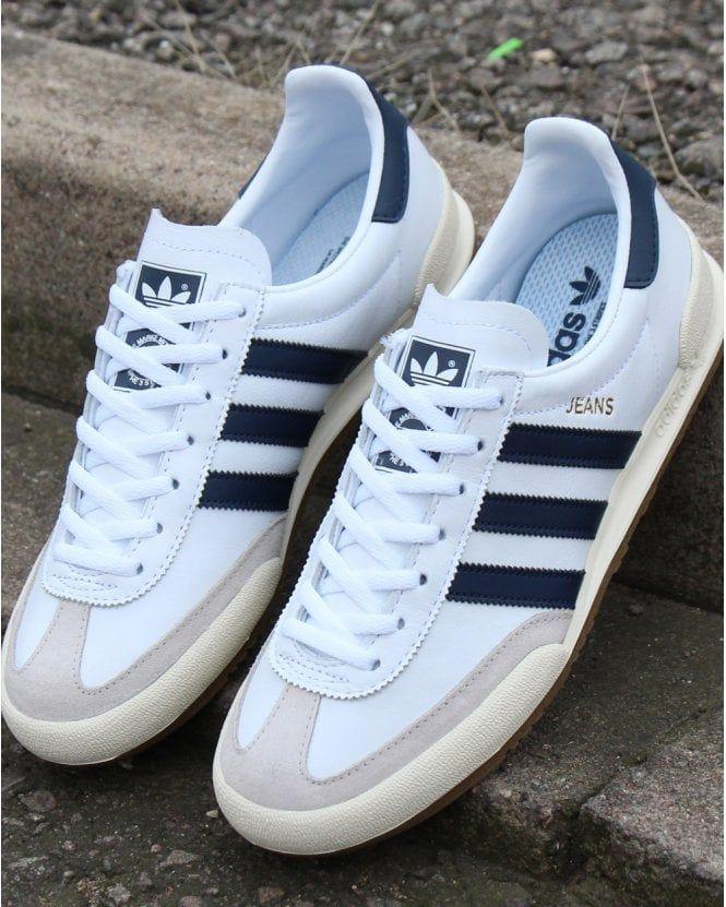 Cheap Adidas Originals Handball Spezial Mens White Sneakers