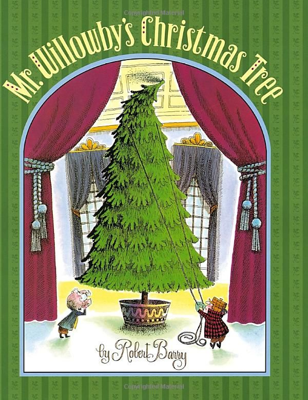 Mr. Willowby's Christmas Tree by  Robert Barry #Books #KIds #Christmas #Robert_Barry