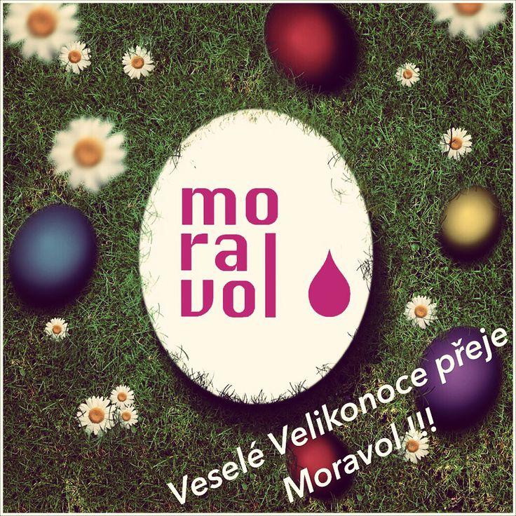 Veselé Velikonoce přeje Moravol !!!