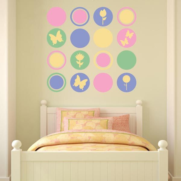 29 best Urban Wall Decals images on Pinterest | Wall decals, Beauty ...