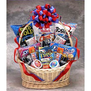 party gift basket plus many more gift basket ideas