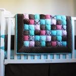 Puff quilt... Must find how to make...