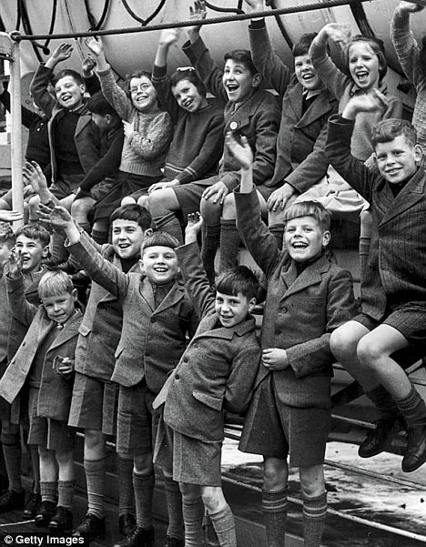 """Cruelty and hardship: Child migrants in the late 1940s. """"We disembarked ready for our new life. I was classified as 'a war orphan' and given to understand that my father was dead. About 20 of us were taken to Boys Town, a home for youngsters at Bindoon, about 60 miles away.We were immediately put to work. I learnt how to milk a cow within a week, and then we began constructing a new building. By the time I was 14, I was driving a truck. We'd work, sleep and eat. That was it""""   Laurie…"""