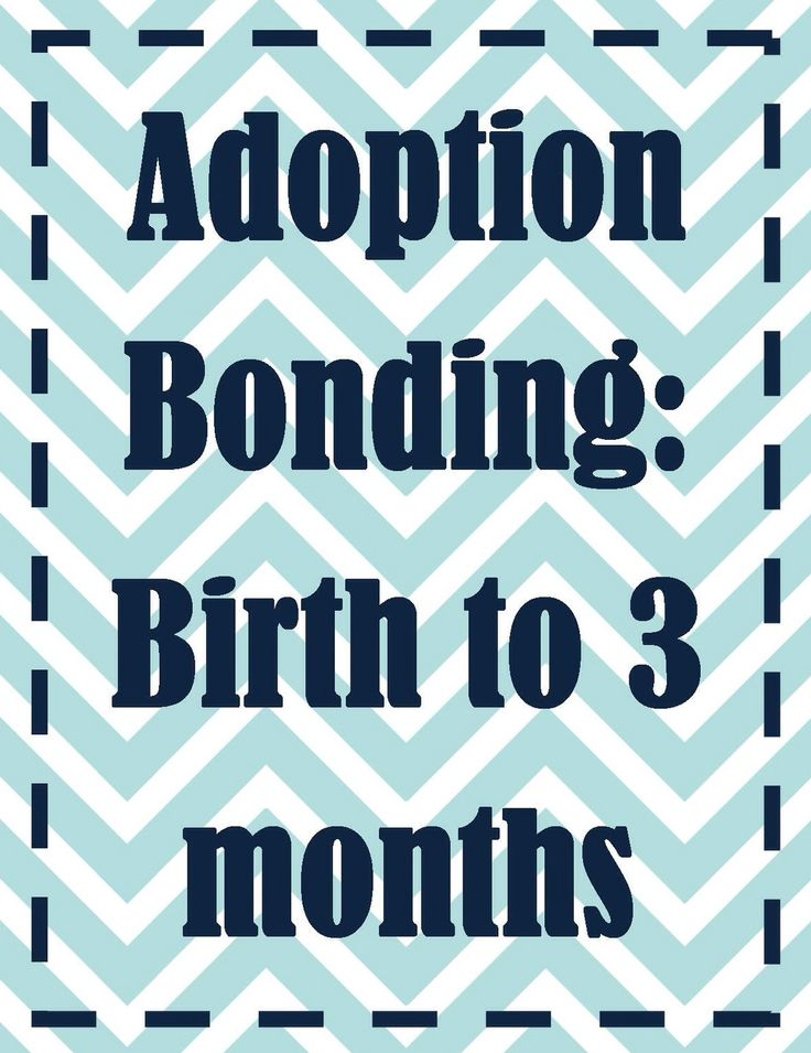 Importance of Bonding after Adoption