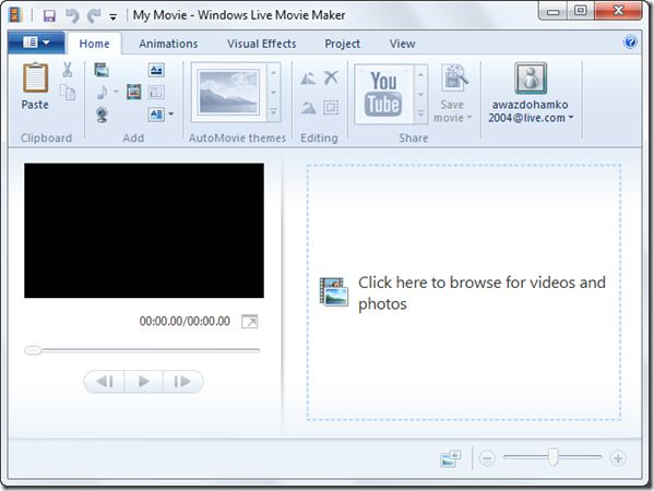 Are there any other alternative photo montage/slideshow softwares to windows movie maker?