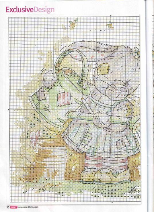 Gallery.ru / Photo # 5 - Cross Stitch Crazy 149 April 2011 - tymannost