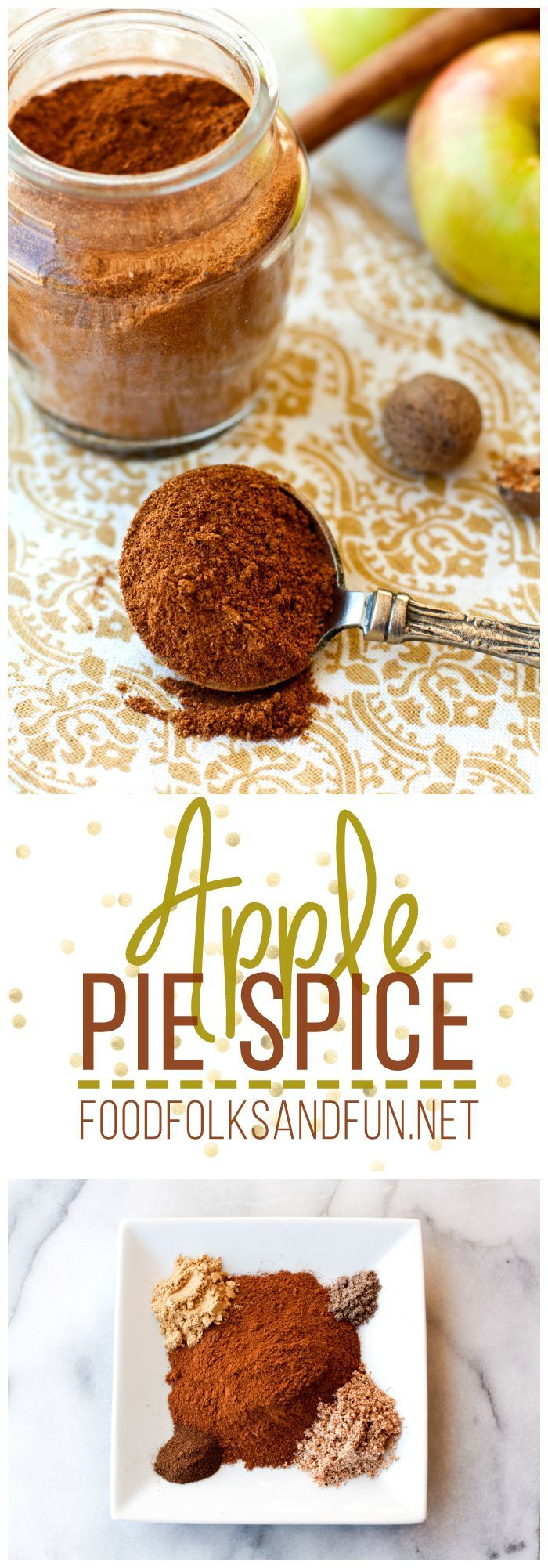Save some money this fall by making this Apple Pie Spice ...