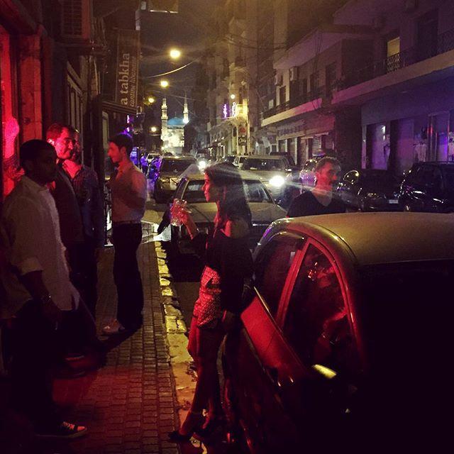 Beirut nightlife #beirut #lebanon