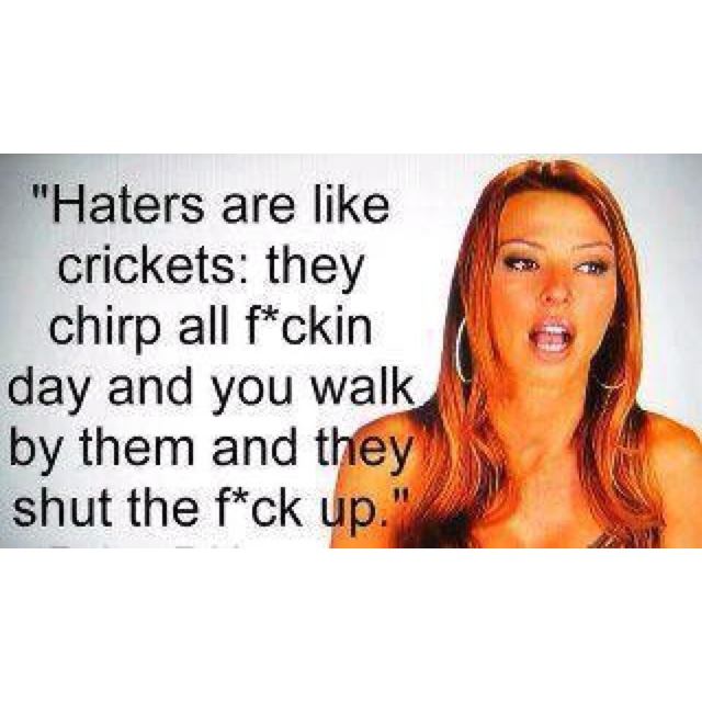 I am in love with Drita from Mobwives!
