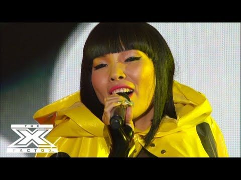 Dami Im: Don't Leave Me This Way - Live Show 3 - The X Factor Australia 2013 - YouTube