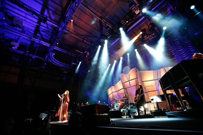 Florence & The Machine @ Ricoh Arena - Jaguar Indoor Arena