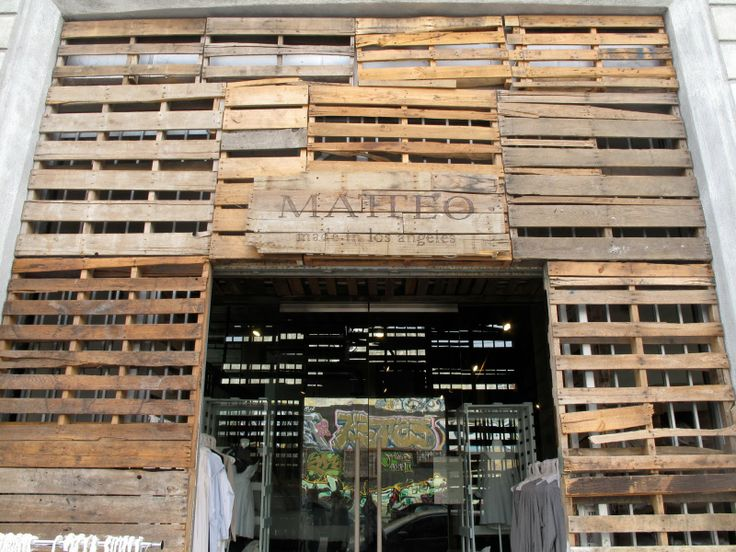 Wall of reclaimed wood bamboo pinterest walls for Buy reclaimed wood los angeles