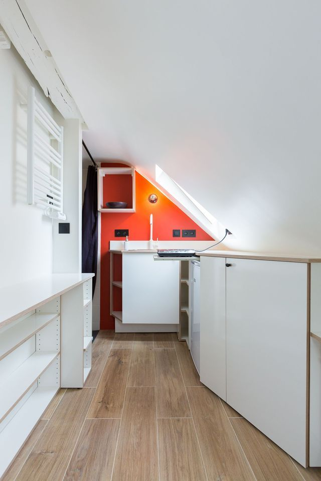 251 best Tiny House images on Pinterest Small homes, Small spaces