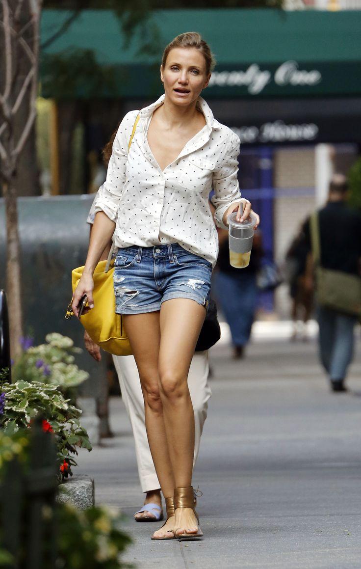 Cameron Diaz #celebrity #fashion