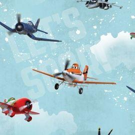 Planes behang