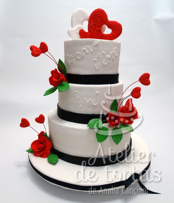 torta casamiento