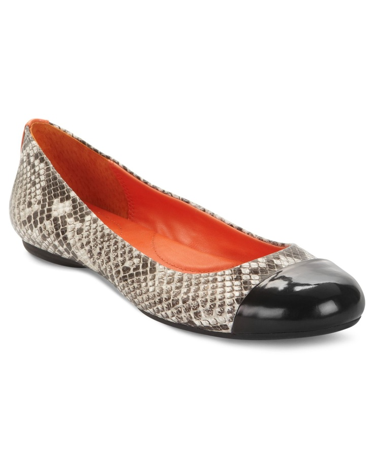 Want these Calvin Klein Women's Shoes, Pamm Ballet Flats - Calvin Klein - Shoes - Macy's