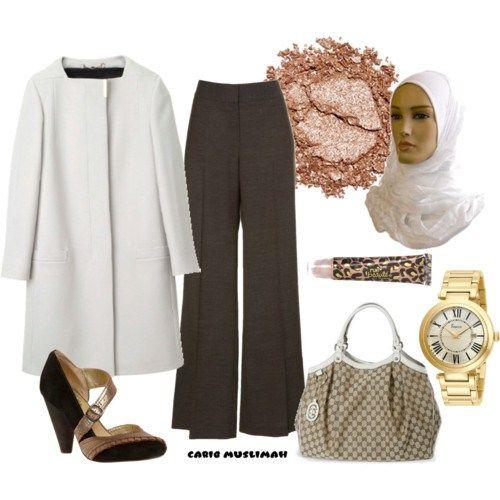 Office Hijabi