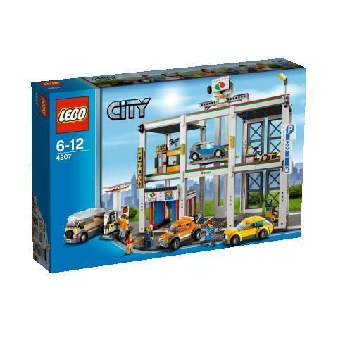 LEGO City Garage (4207) Retired & Sold Out - Brand New! #LEGO