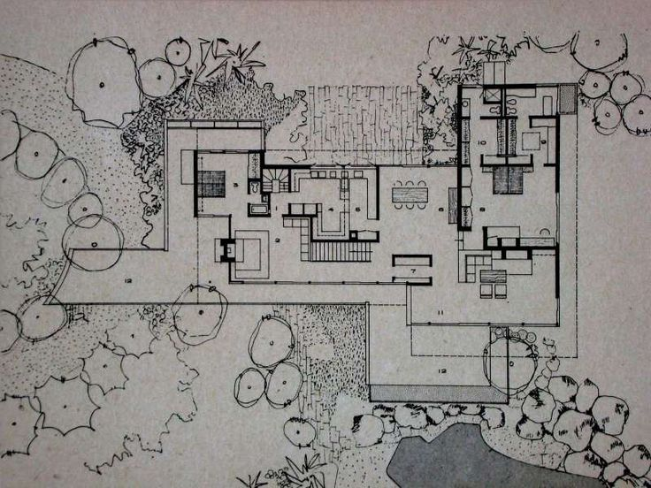 1000 images about richard neutra on pinterest mid for Architectural drawings for houses