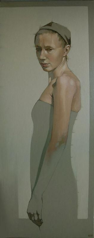 Al Saralis | British Figurative painter | Tutt'Art@ | Pittura * Scultura * Poesia * Musica |