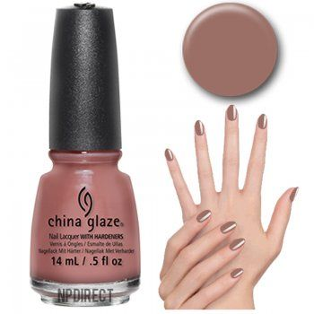 China Glaze - Dress Me Up