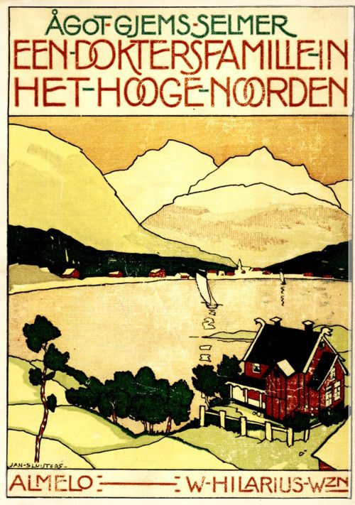 """creatingmyownworldaroundme: """" Noors jeugdboek (1930-1940) """" From own collection : Norwegian book for the youth, written by Ågot Gjems Selmer, (1858–1926) a Norwegian actress, writer, and lecturer. She wrote 10 books, some translated into several... il. Jan Sluijters, Dutch"""