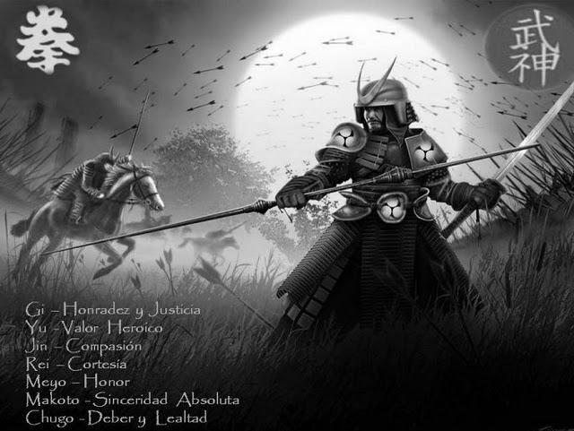 """En la tradición japonesa, el bushido es un término traducido como """"el camino del guerrero"""". Es un código ético estricto y particular al que muchos samurái (o bushi) entregaban sus vidas, que exigía lealtad y honor hasta la muerte. Si un ..."""