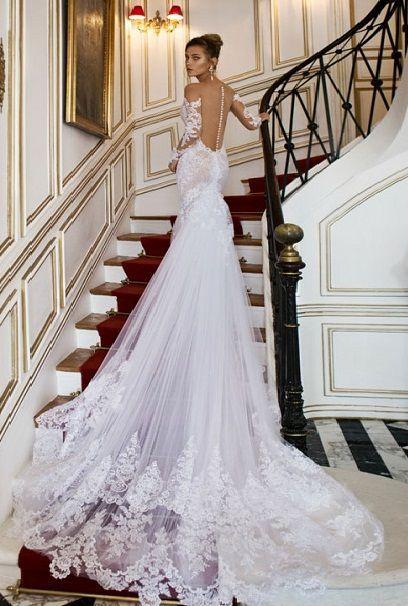wedding dress with purple lace - Google zoeken