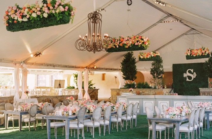 Marquee Event Rentals, Tents, linens, lounge collections and more; We have everything you need to host a fabulous wedding.