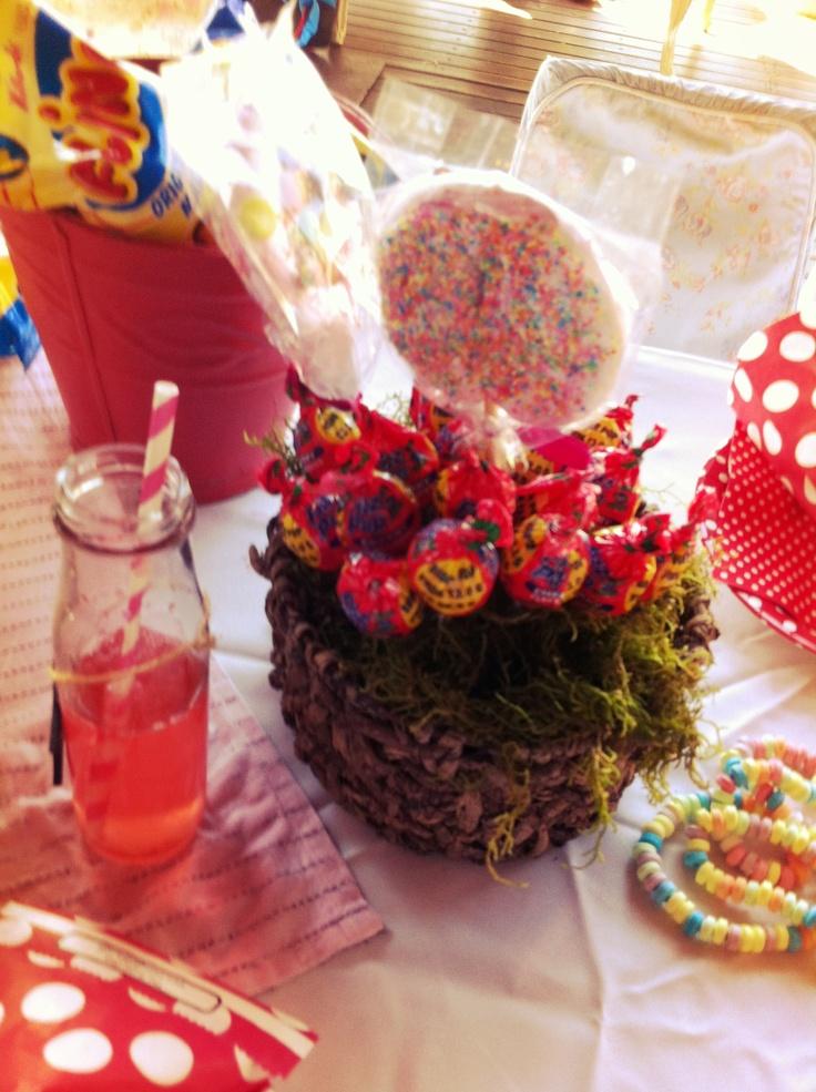 Kiddies table