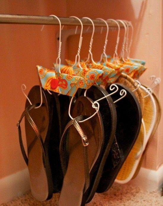 옷걸이로 반짝 빛나는 DiY인테리어 소품 아이디어 프로젝트 ! - sabotehn 싸이홈