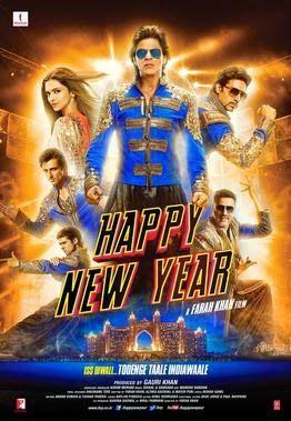 Happy New Year - Music Review #happynewyear #shahrukhkhan #deepikapadukone