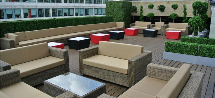 roof terrace - Google zoeken