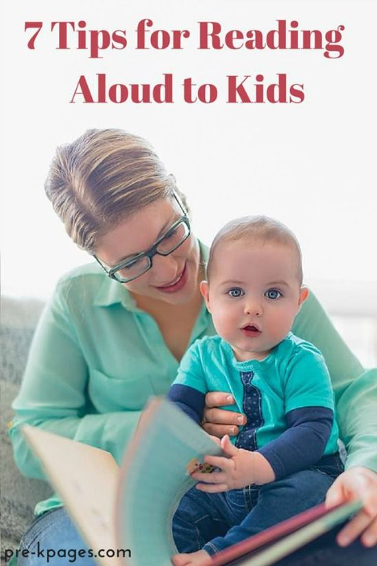 7 Tips for Reading Aloud to Kids in Preschool and Kindergarten. Strategies for a Successful Read Aloud Experience with Young Children.