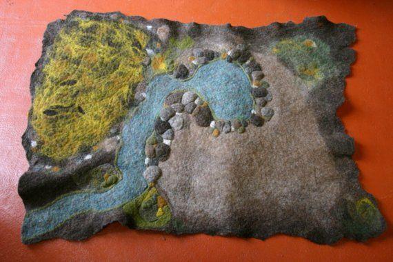Natural Landscape Play Mat