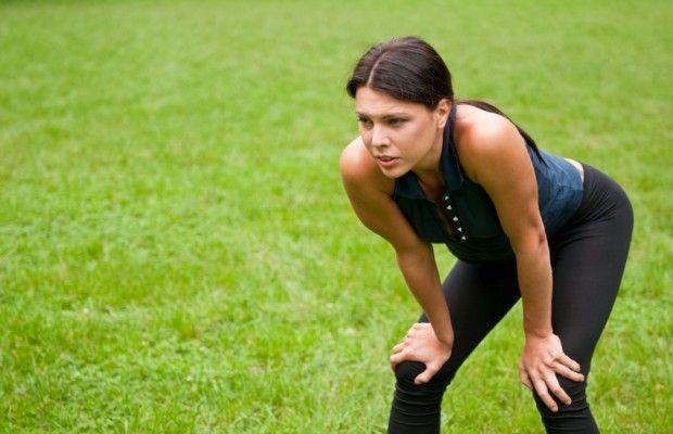 descansa después de correr para perder peso