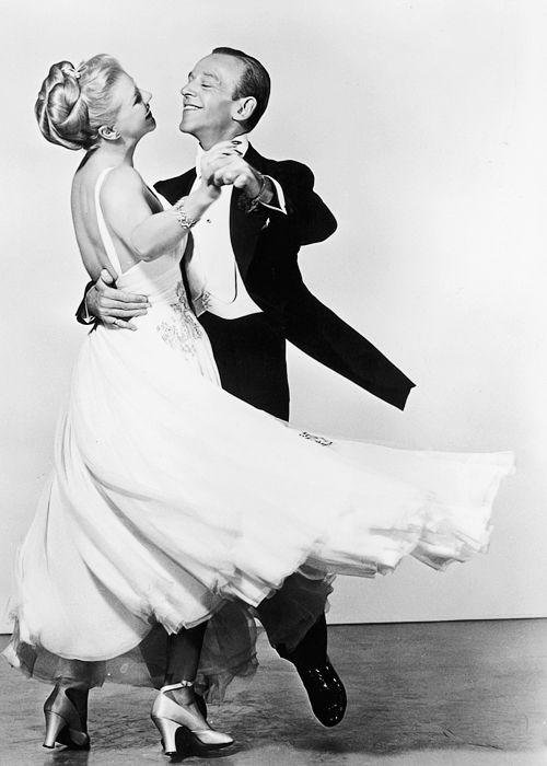 ybb55:  Fred Astaire And Ginger Rogers