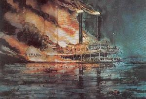 See the blog at   http://www.sultanastory.blogspot.com/    .... A new historical fiction book about a story history forgot...The Sultana Disaster