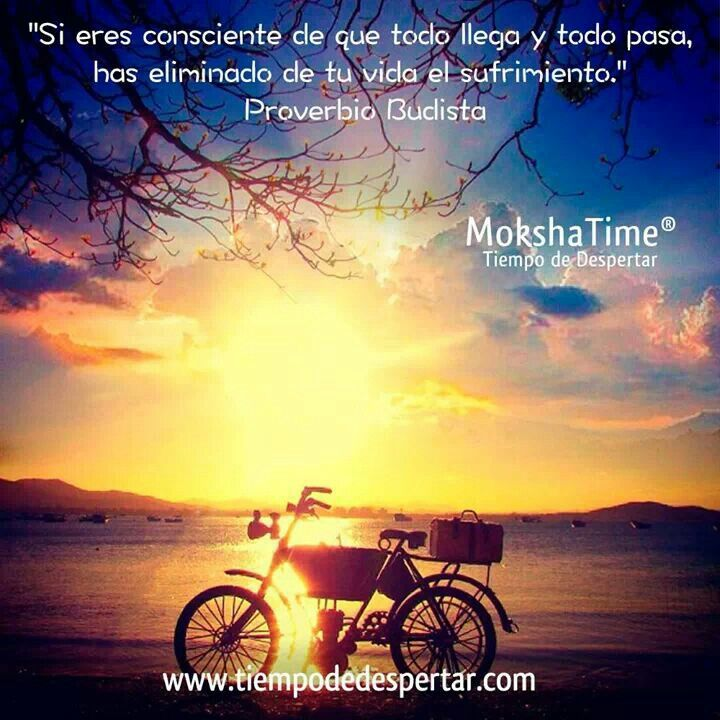 Proverbio Budista.