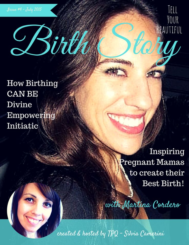 """A beautiful birth story with some challenges and a happy ending! It's a """"must watch""""to inspire YourSelf to create Your best birthing and maternity experience! Watch the video, now! http://pregnanciesqueen.com/2015/07/31/martina-cordero/"""
