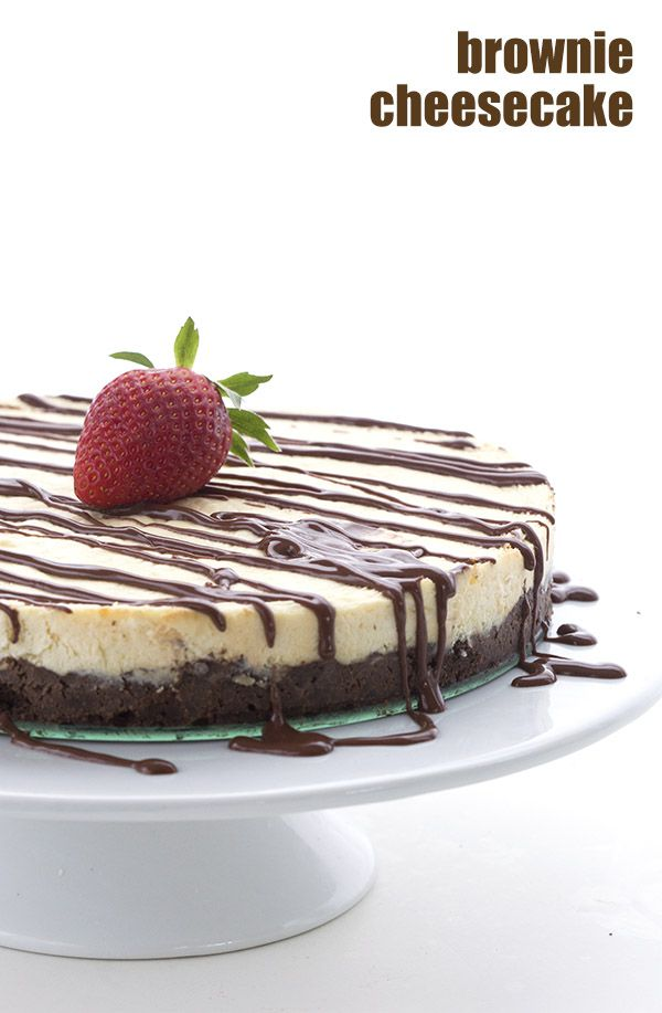 The famous low carb brownie cheesecake recipe. This is the stuff keto dreams are made of!