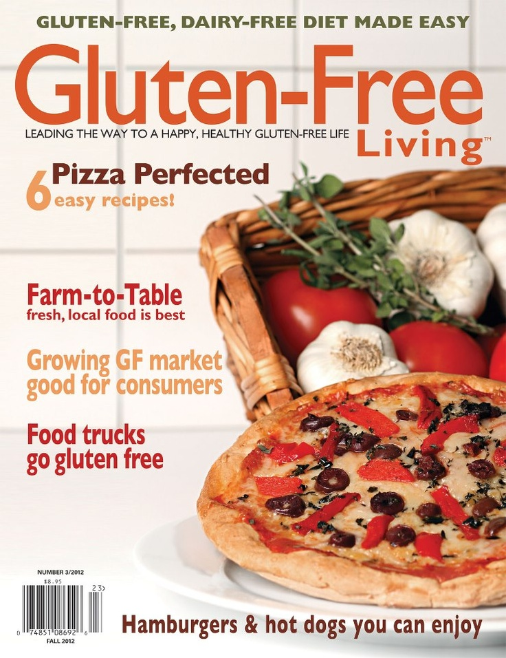 Gluten Free Holiday Food Magazines